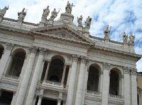 La Basílica de San Juan de Letrán (Roma). Tus fotos de viaje
