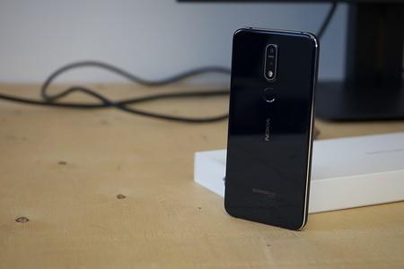 Nokia 7 1 Review Prueba Trasera Acabado
