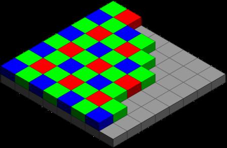Mosaico Bayer