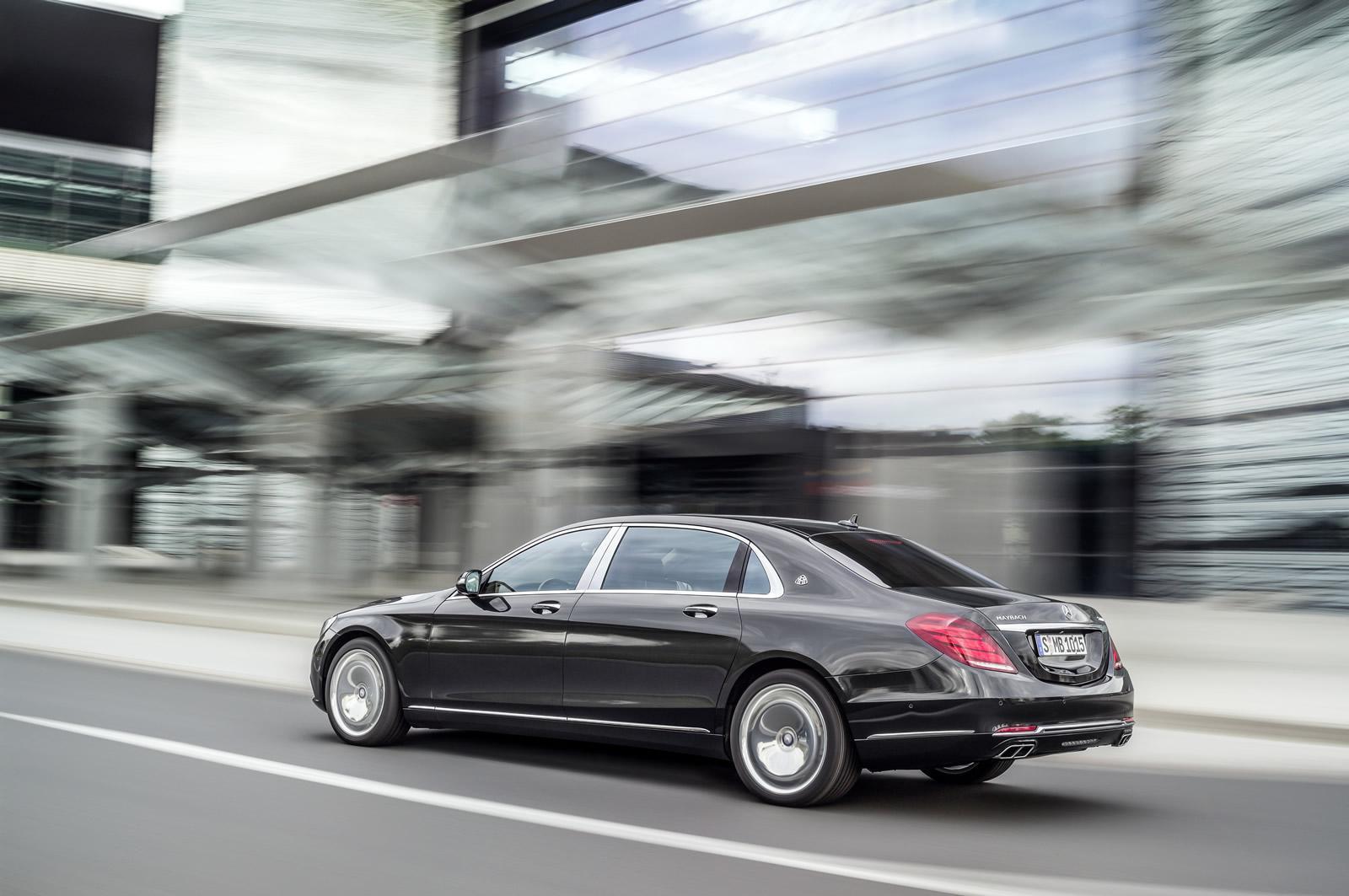 Foto de Mercedes-Benz Clase S Maybach (23/38)