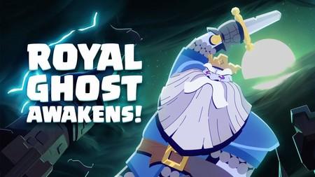 Clash Royale, guía de cartas: los mejores mazos para el Fantasma Real