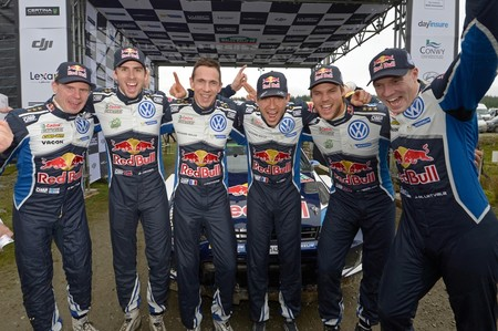 Los recortes dejan a Volkswagen fuera del Mundial de Rallyes