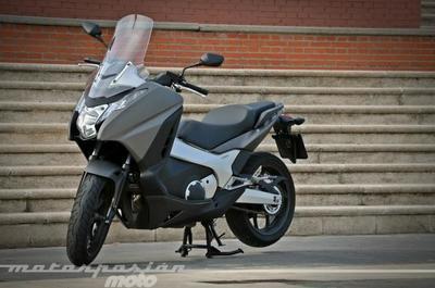 Honda Integra, prueba (conducción en autopista y pasajero)