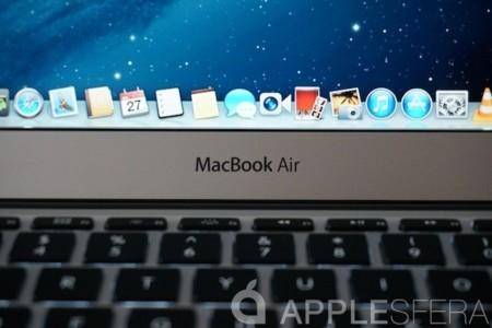 APS MacBook Air logo