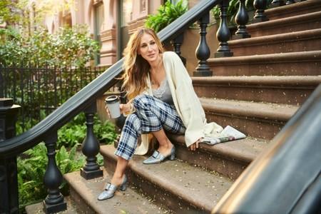 Sarah Jessi Parker En Pijama 5