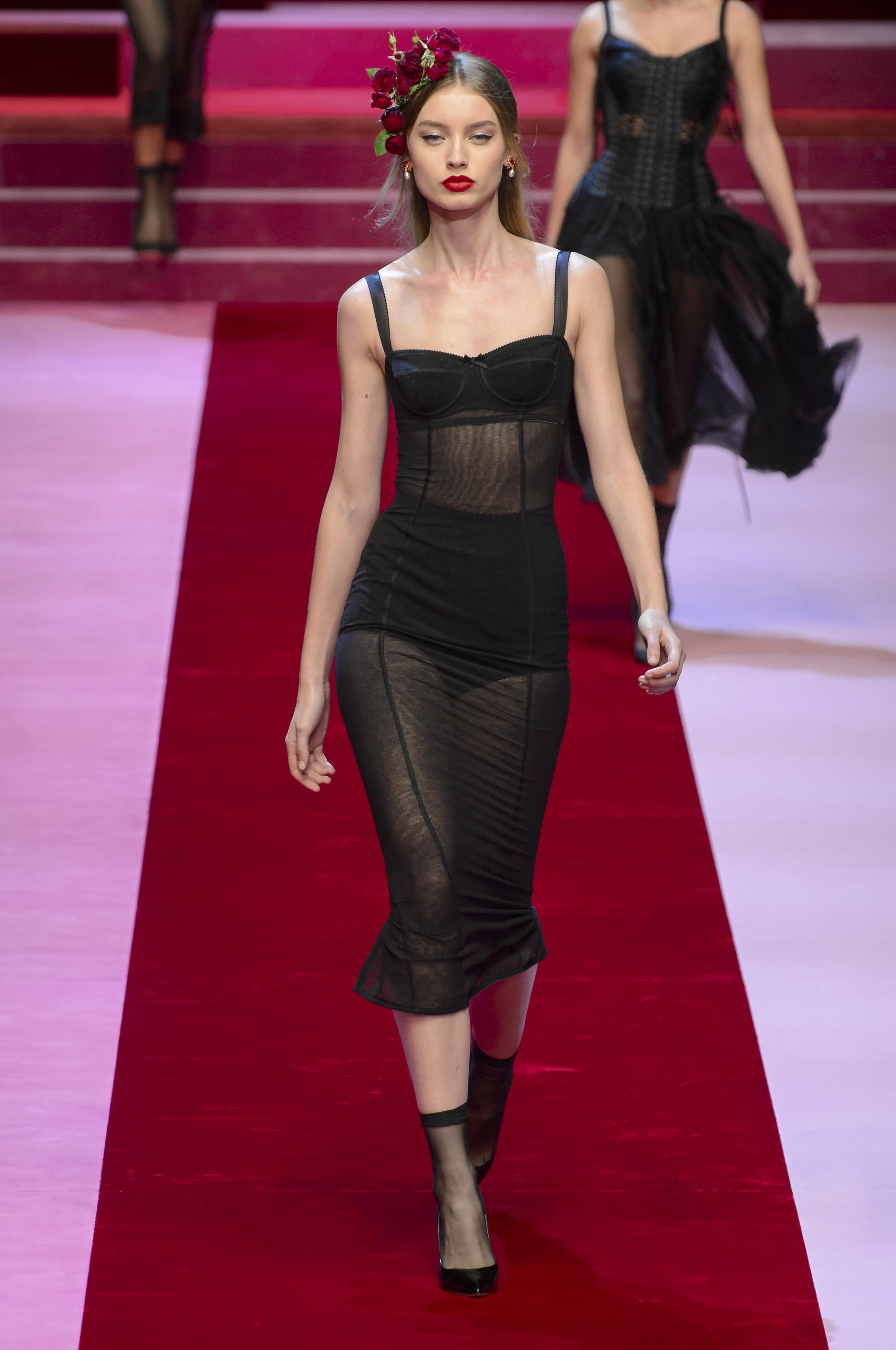 Foto de Dolce&Gabbana Primavera/Verano 2018 (1/106)