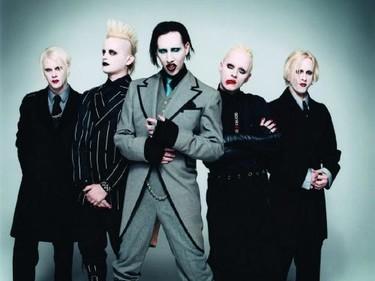 Marilyn Manson tiene la gripe A