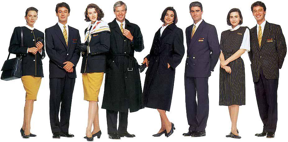 Foto de Histórico sobre los outfits de la tripulación de Iberia (10/11)