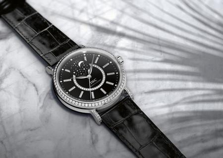 IWC presenta Portofino Midsize 2014: 30 años de elegancia midiendo el tiempo