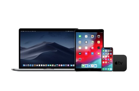 Ya disponible la segunda beta de iOS 12, macOS Mojave, watchOS 5 y tvOS 12