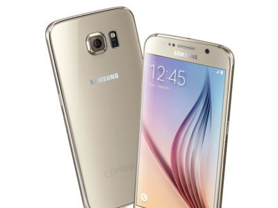 Samsung Galaxy S6 32GB por 419 euros