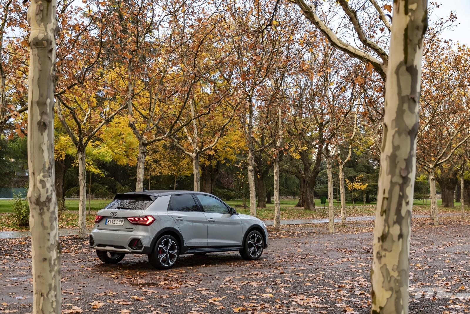 Foto de Audi A1 Citycarver 2020 prueba (31/39)