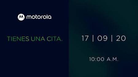 Evento Presentacion Motorola Nuevos Smartphones Moto G9 Mexico