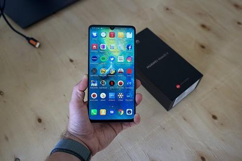 Huawei Mate 20 X: extraordinario en batería, pero no el mejor Huawei del mercado