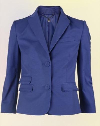 Los must-haves de Mango para esta Primavera-Verano 2009, blazer azulón