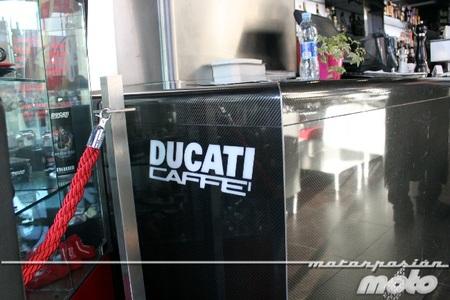 Barra del Ducati Caffe