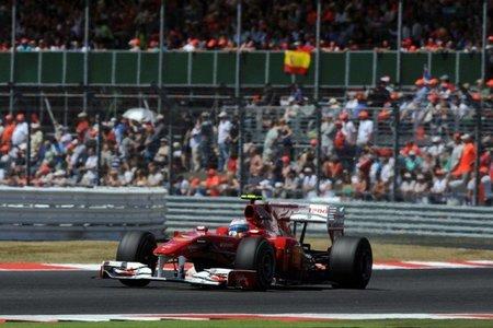 GP de Alemania 2010: Fernando Alonso llega con muchas ganas de enderezar el rumbo