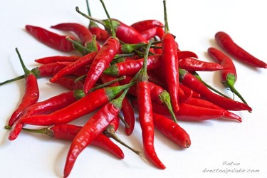 Los chiles thai, el picante y la escala scoville