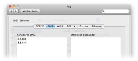 Las DNS de Google ralentizan las descargas de iTunes y el Apple TV