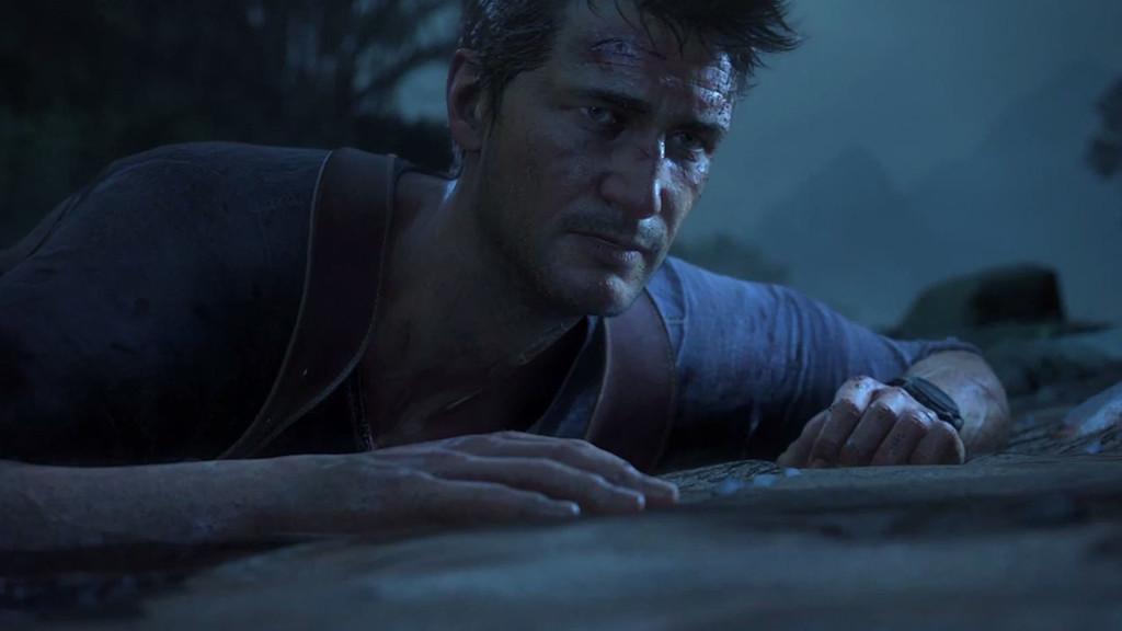 Uncharted 4 A Thiefs End E3 2014 Trailer Screen Nathan Drake