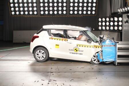 Suzuki Swift Prueba Choque Seguridad Latinncap 6