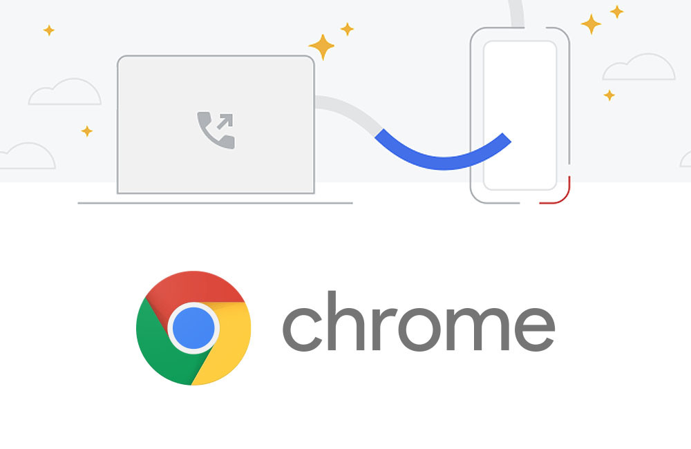Chrome will allow you to send phone numbers from your PC to the mobile: so you can try out the innovation