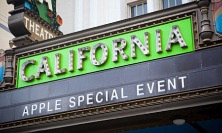 La historia de Apple en el California Theatre de San José