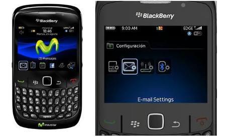 BlackBerry Curve 8520 llega en septiembre