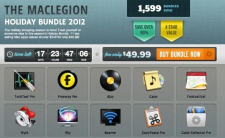 Hazte con interesantes aplicaciones a buen precio gracias al paquete de aplicaciones de MacLegion