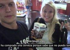 El caso de Sasha Horland, sin azúcares añadidos ni alcohol durante un mes