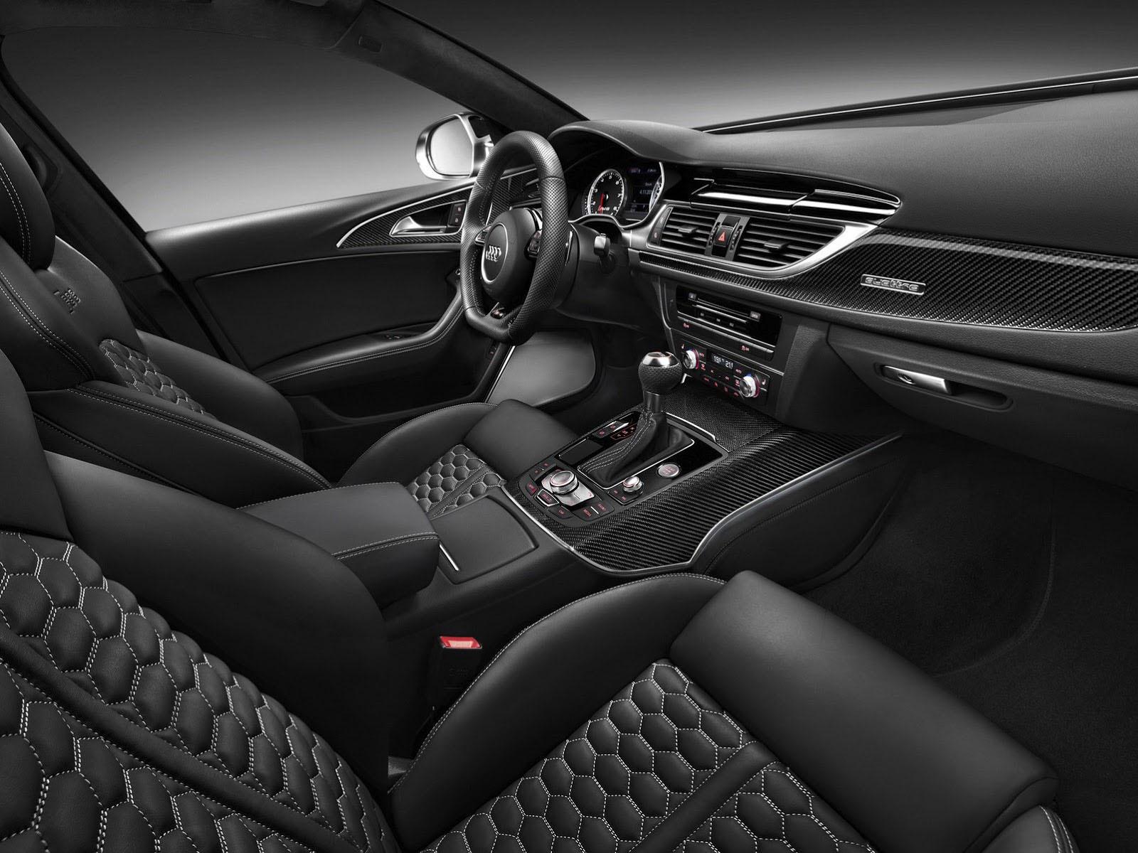 Foto de Audi RS6 Avant 2013 (2/8)