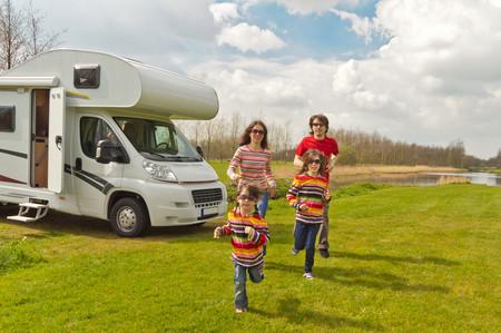 Vacaciones en familia: cinco rutas en autocaravana para hacer con niños en España