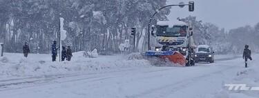 Con la nieve nos estamos dando cuenta de la diferencia entre un SUV y un 4x4, aunque los neumáticos siempre importan