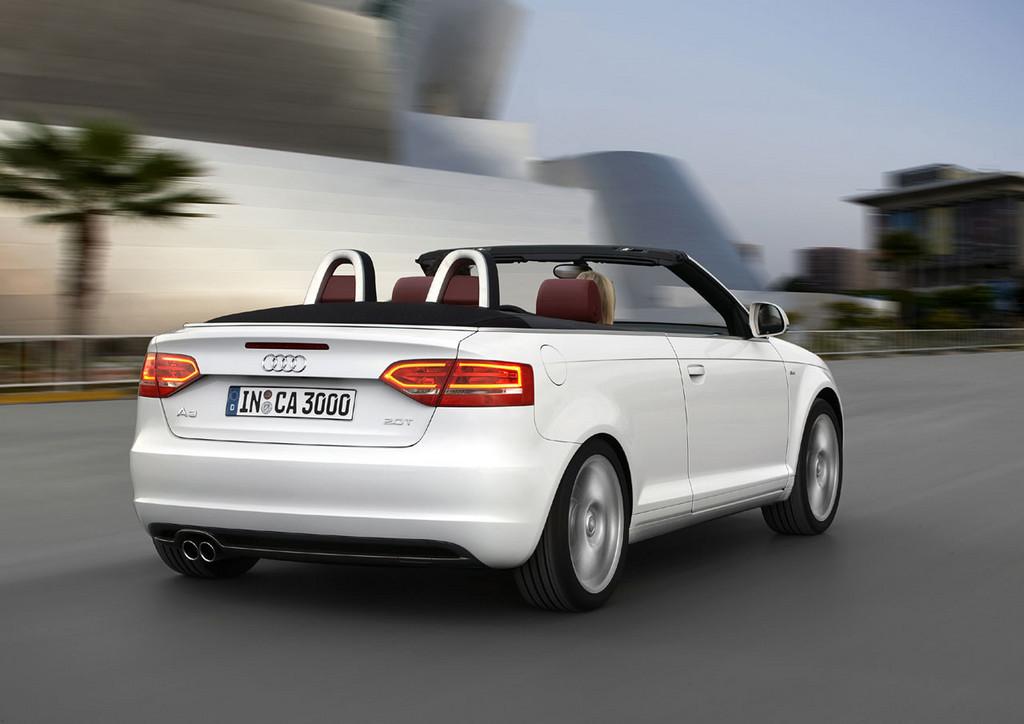 Foto de Audi A3 Cabrio (12/48)