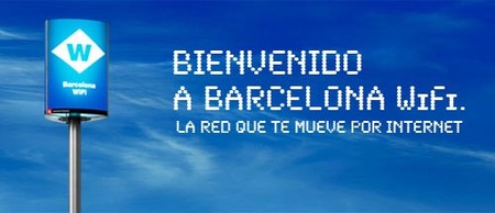 Barcelona estrena por fin wifi gratis
