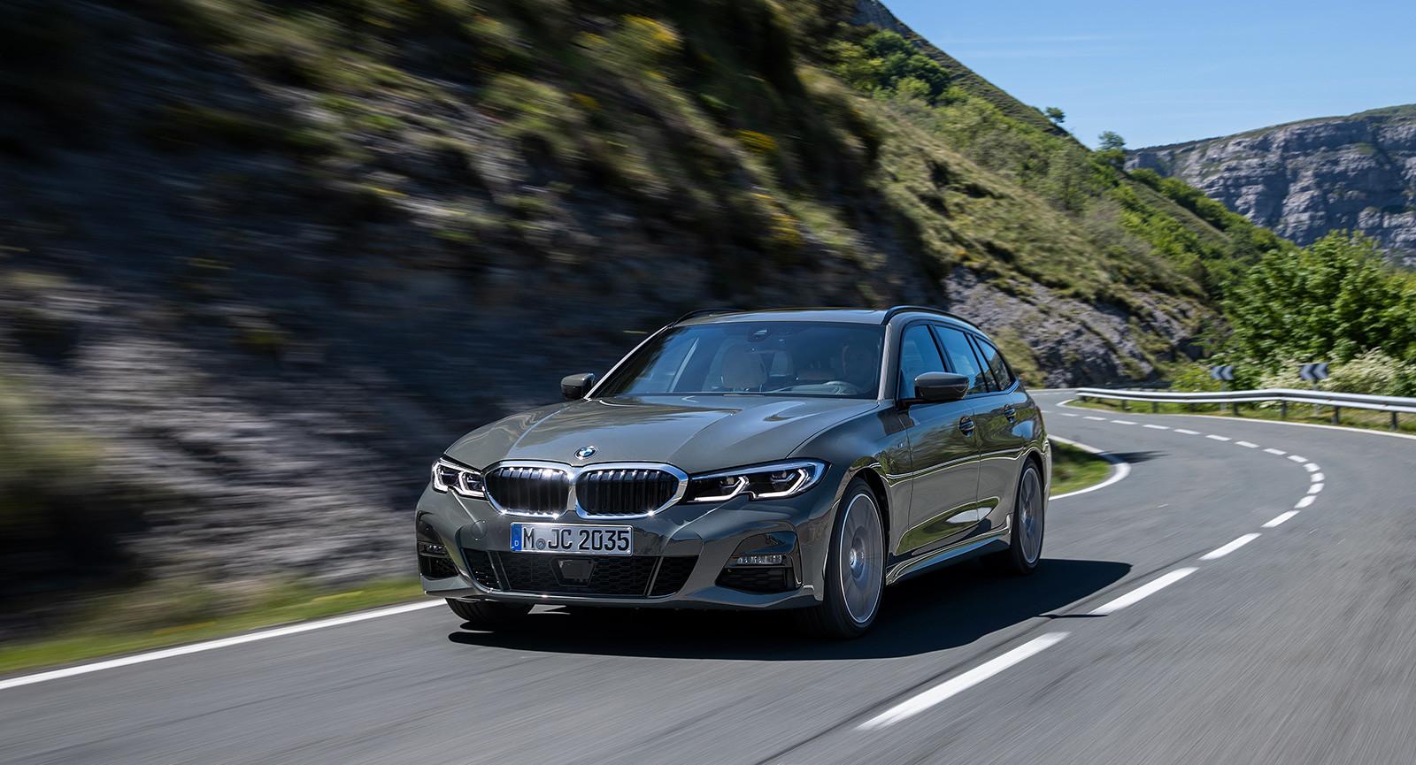 Foto de BMW Serie 3 Touring 2019 (3/17)