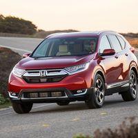 Honda CR-V 2017: Precios, versiones y equipamiento en México