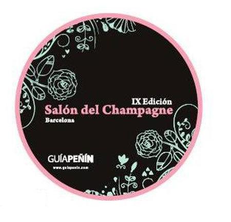 El IX Salón del Champagne se celebra el lunes 4 junio en Barcelona