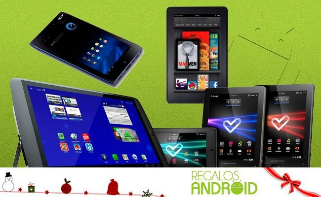 Tablets Android economicos