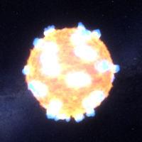 La NASA nos muestra en vídeo cómo es la espectacular explosión de una estrella