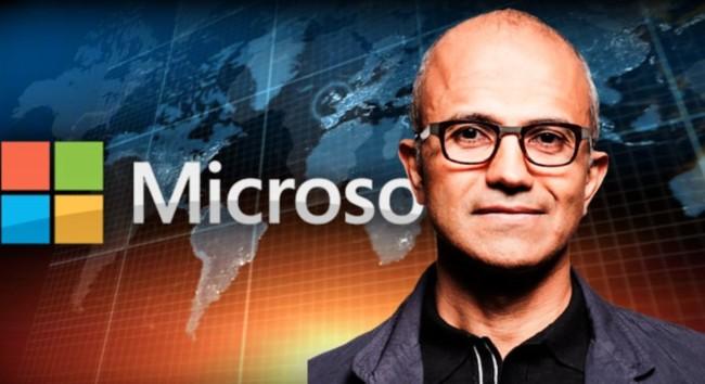Microsoft Ceo Satya Nadella1
