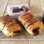 Receta de napolitanas de chocolate caseras para alegrar desayunos y meriendas