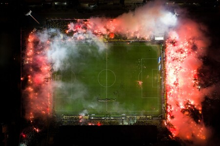 58545 - Dimitris Tosidis- Kleanthis Vikelidis stadium in flames