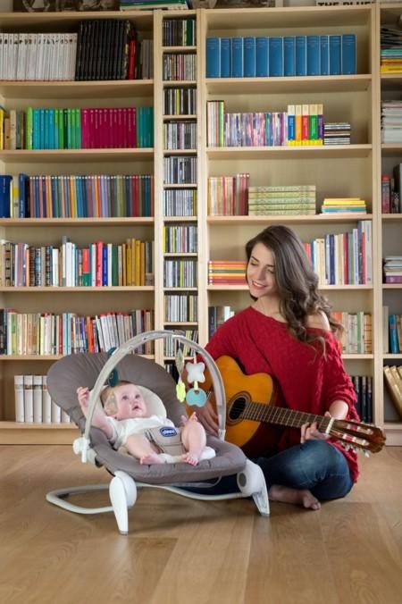 Tu bebé contigo a todas partes: atendido y feliz