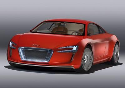 Audi sí construirá el R8 e-tron