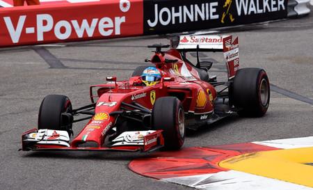 Fernando Alonso quinto, ¡cómo no!