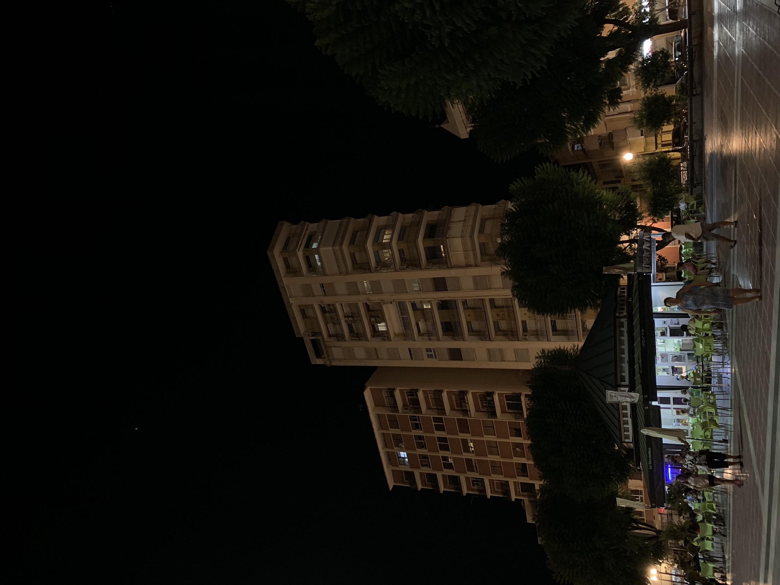 Foto de iPhone XS Max de noche (9/17)