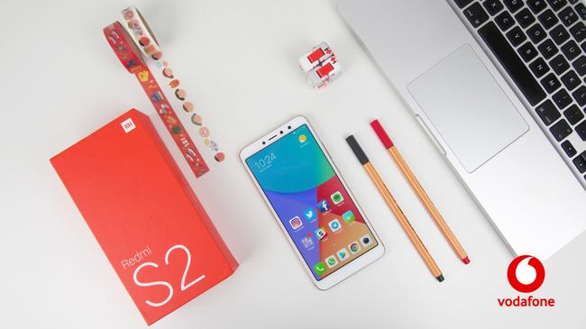 Vodafone añade el Xiaomi Redmi S2 a su catálogo de móviles a plazos: precios y tarifas