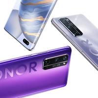 Honor 30, Honor 30 Pro y Honor 30 Pro+: la gama alta presume de zoom y estrena el nuevo Kirin 985