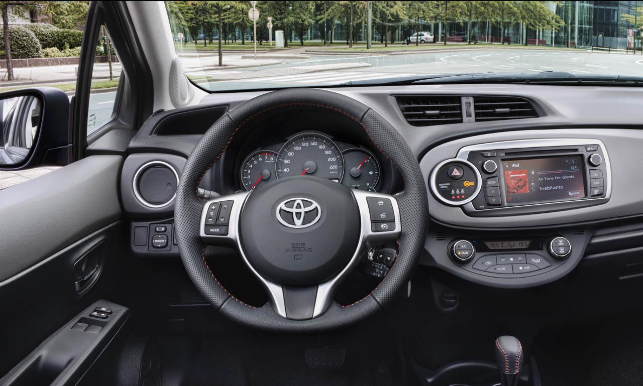 Foto de Toyota Yaris 2012 (32/33)